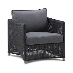Diamond Weave Lounge Chair