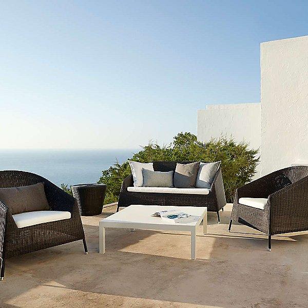 Kingston 2 Seater Lounge Sofa