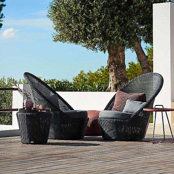 Kingston Sunchair with Wheels