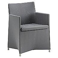 Diamond Armchair