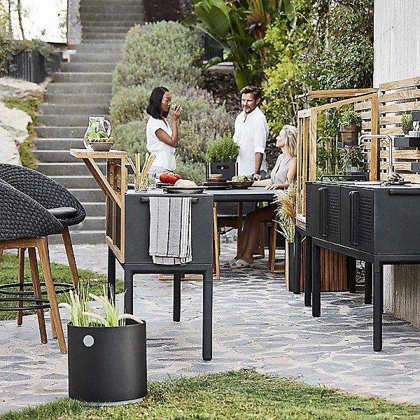 Drop Outdoor Kitchen Bar