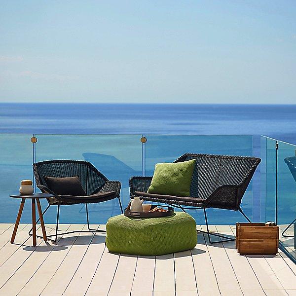 Breeze Lounge Chair Cushion Set