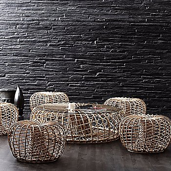 Nest Footstool, Collection