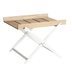 Rail Folding Table