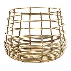 Sweep Round Rattan Basket