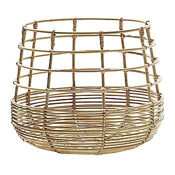 Sweep Round Rattan Basket