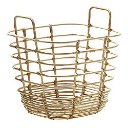 Sweep Rattan Basket