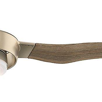 Metallic SunSand with Drift Oak finish