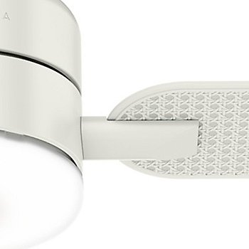 Fresh White with Fresh White Blades finish / Detail view