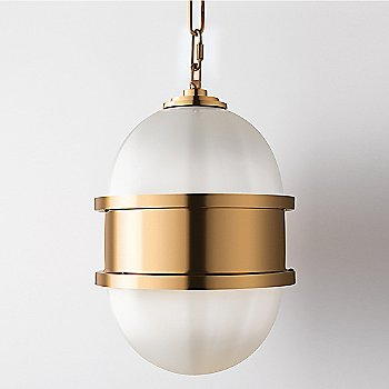 Broomley Pendant / in use