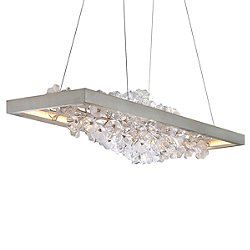 Jasmine LED Linear Suspension Light