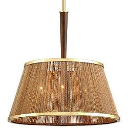 Rhodos Six Light Pendant Light