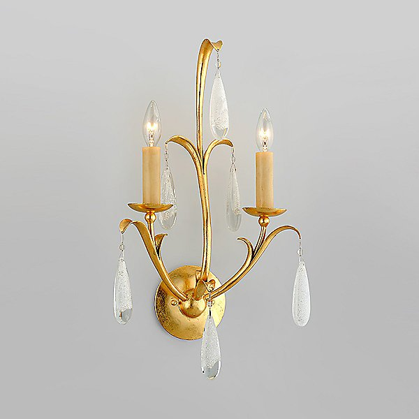 Prosecco 2-Light Wall Sconce