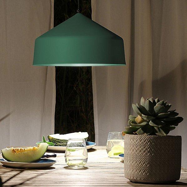 Ezaro Outdoor Pendant Light