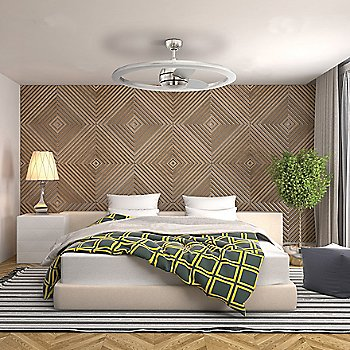 Anillo Ceiling Fan / in use