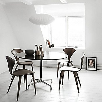 Cherner Side Chair / in use