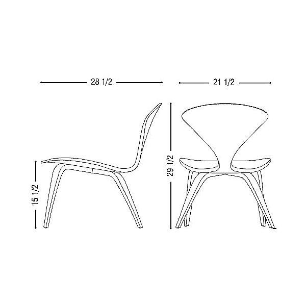 Cherner Lounge Chair