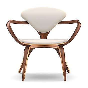 Cherner Upholstered Lounge Chair with Arms