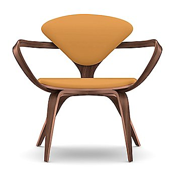 Classic Walnut Finish \ Vincenza Leather VZ-2111