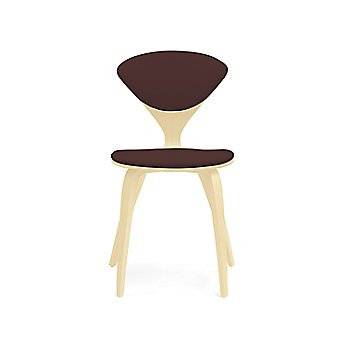 Shown in Beech: Natural Size / Sabrina Leather: Coffee Bean Color