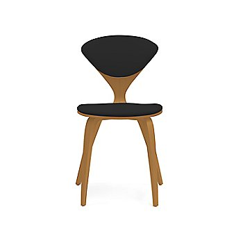 Shown in Walnut: Natural Size / Sabrina Leather: Black Color