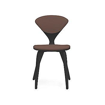 Shown in Walnut: Ebonized Size / Vincenza Leather: 2115 Color