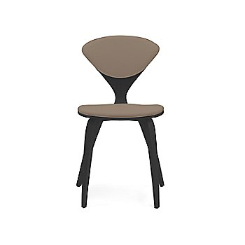 Shown in Walnut: Ebonized Size / Vincenza Leather: 2101 Color
