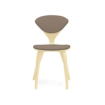 Shown in Beech: Natural Size / Vincenza Leather: 2101 Color