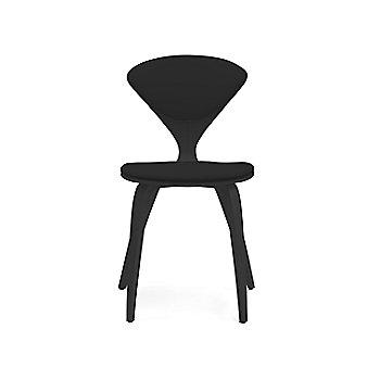 Shown in Walnut: Ebonized Size / Sabrina Leather: Black Color