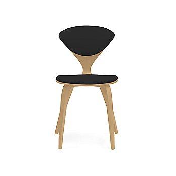 Shown in Oak: White Rift Cut Size / Sabrina Leather: Black Color