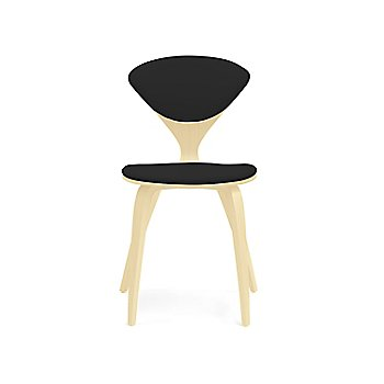 Shown in Beech: Natural Size / Sabrina Leather: Black Color
