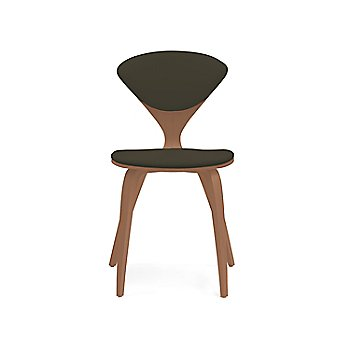 Shown in Walnut: Classic Size / Vincenza Leather: Black Color