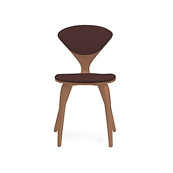 Shown in Walnut: Classic Size / Sabrina Leather: Coffee Bean Color