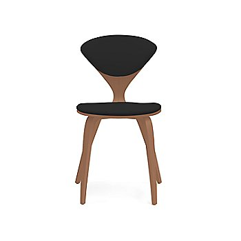 Shown in Walnut: Classic Size / Sabrina Leather: Black Color