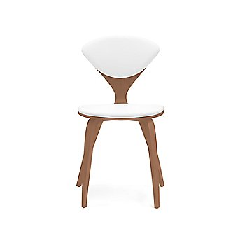 Shown in Walnut: Classic Size / Sabrina Leather: White Color