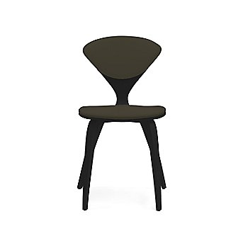 Shown in Lacquer: Ebony Size / Vincenza Leather: Black Color