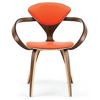 Natural Walnut Seat & Legs, Solid Walnut Arms