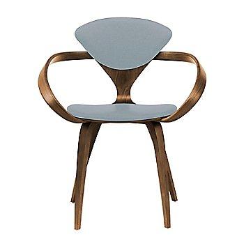 Natural Walnut Seat & Legs, Solid Walnut Arms / Divina 171