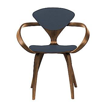 Natural Walnut Seat & Legs, Solid Walnut Arms / Divina 181