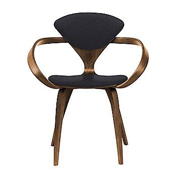 Natural Walnut Seat & Legs, Solid Walnut Arms / Divina 191