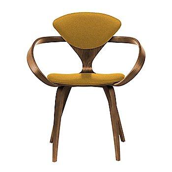 Natural Walnut Seat & Legs, Solid Walnut Arms / Divina 246