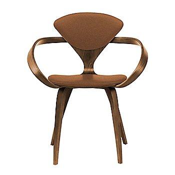 Natural Walnut Seat & Legs, Solid Walnut Arms / Divina 346