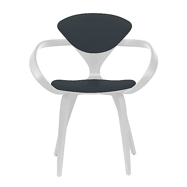 Cherner Seat and Back Upholstered Armchair