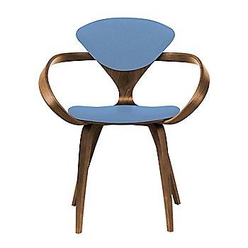 Natural Walnut Seat & Legs, Solid Walnut Arms / Divina 742