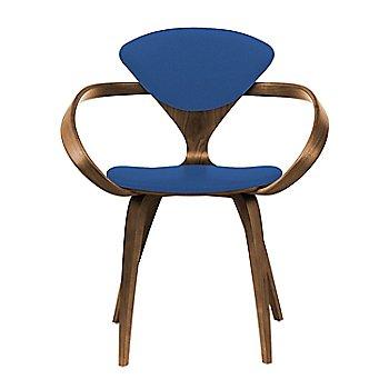 Natural Walnut Seat & Legs, Solid Walnut Arms / Divina 756