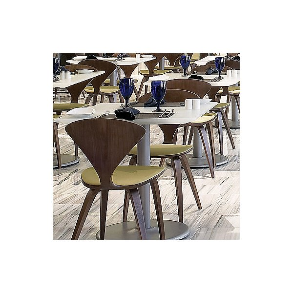 Cherner Side Chair with Seat Pad