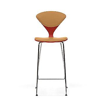 Stella Orange frame / Vincenza Leather VZ-2111 Upholstery