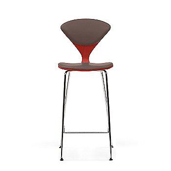 Stella Orange frame / Vincenza Leather VZ-2115 Upholstery