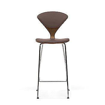 Natural Walnut frame / Vincenza Leather VZ-2115 Upholstery