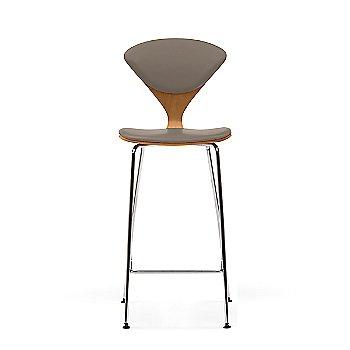 White Oak Rift Cut frame / Vincenza Leather VZ-2101 Upholstery